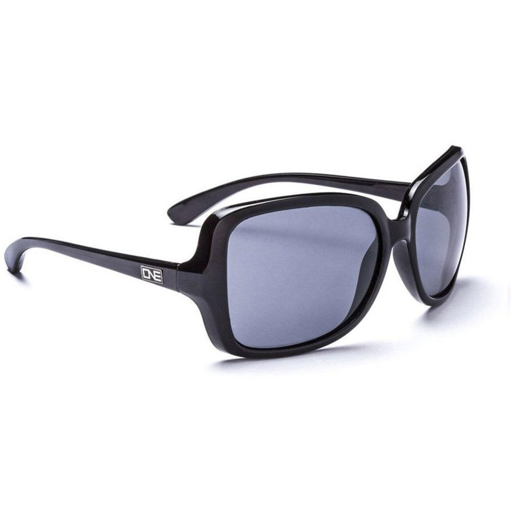 OPTIC NERVE ONE Women's Aphrodite Sunglasses - BLACK 16028 disc