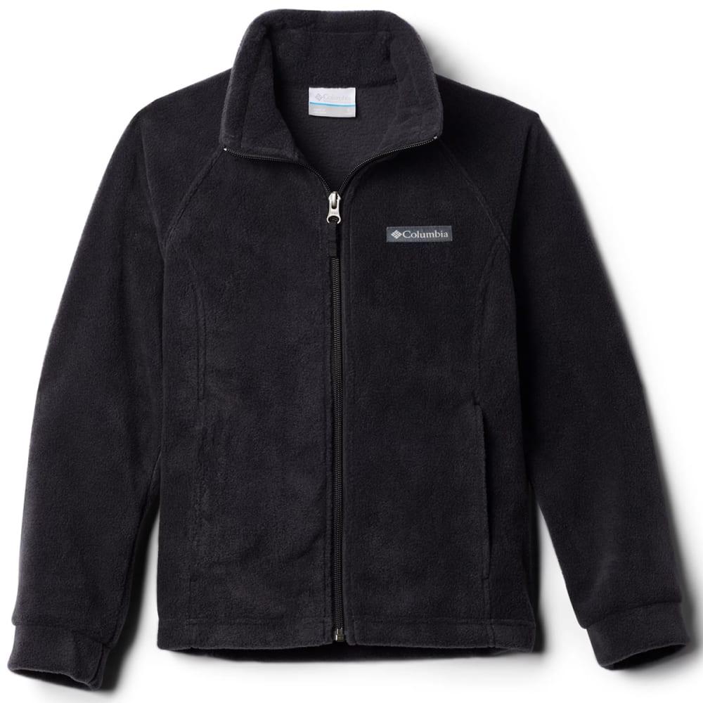COLUMBIA Girls' Benton Springs Fleece Jacket XXS