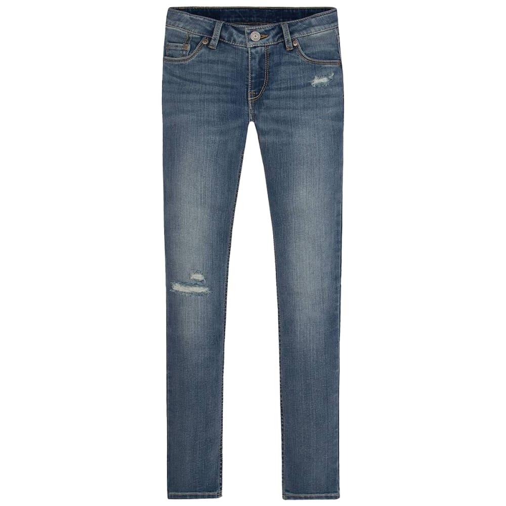 Levi's Big Girls' 711 Skinny Jeans - Size 14