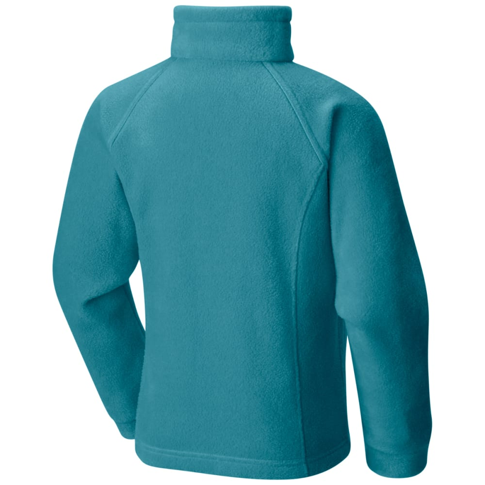 COLUMBIA Girls' Benton Springs Fleece - PACIFIC RIM-756