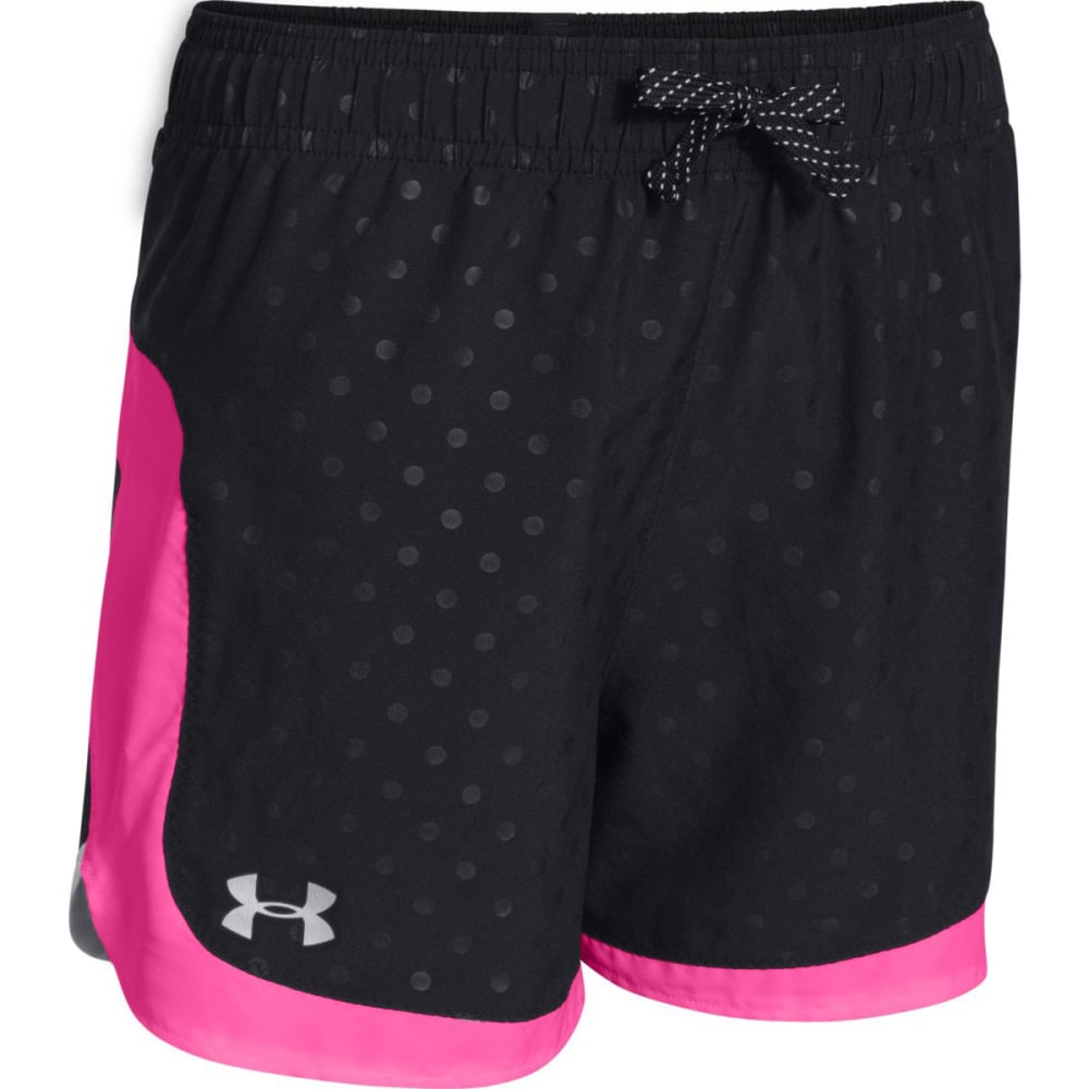 under armour shorts for girls. under armour girls\u0026trade; stunner novelty shorts - pattern under armour for girls