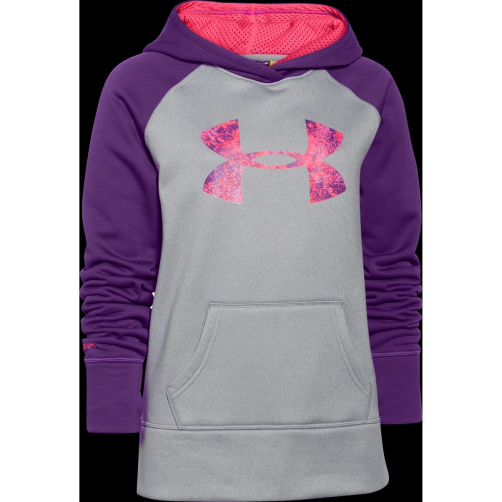 under armor hoodies for girls