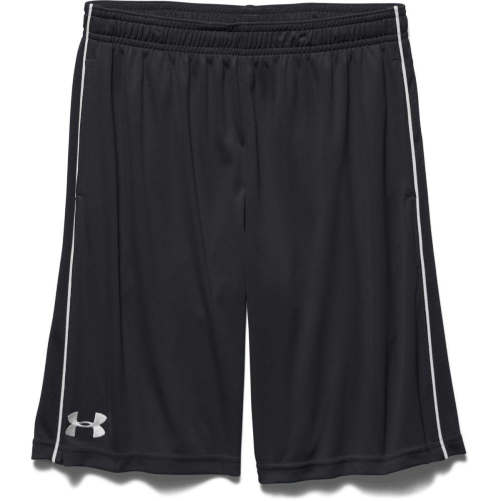UNDER ARMOUR Boys' Zinger Shorts - BLACK