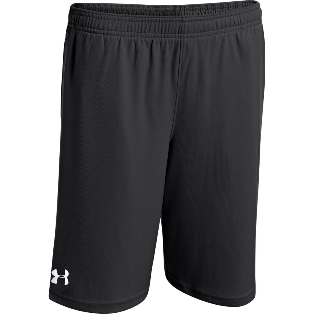 UNDER ARMOUR Boys' Zinger Shorts - BLACK