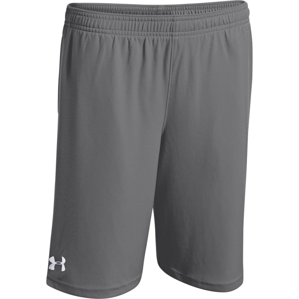 UNDER ARMOUR Boys' Zinger Shorts - CHARCOAL