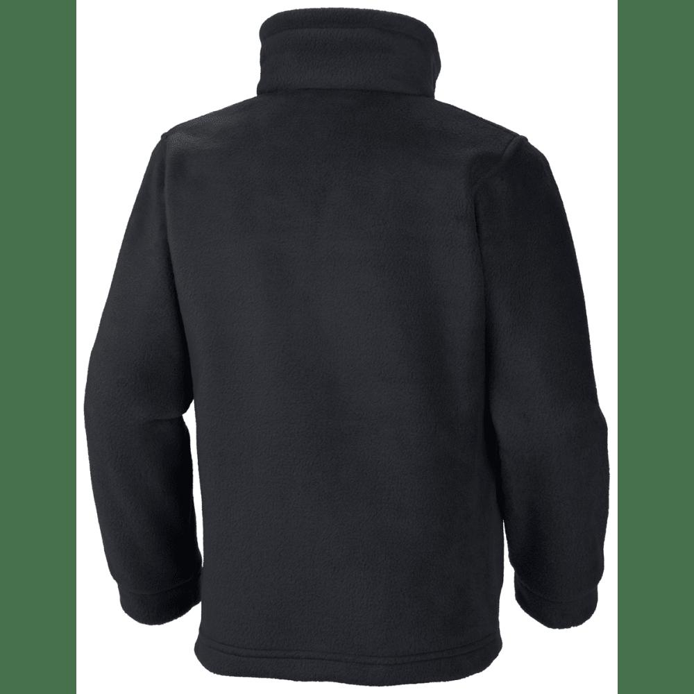 Columbia Boy's Steens MT II Fleece - 010-BLACK