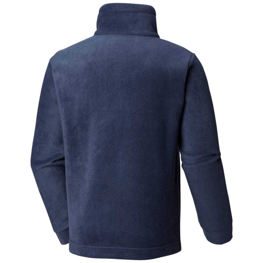 Columbia Boy's Steens MT II Fleece - 464-COLLEGIATE NAVY