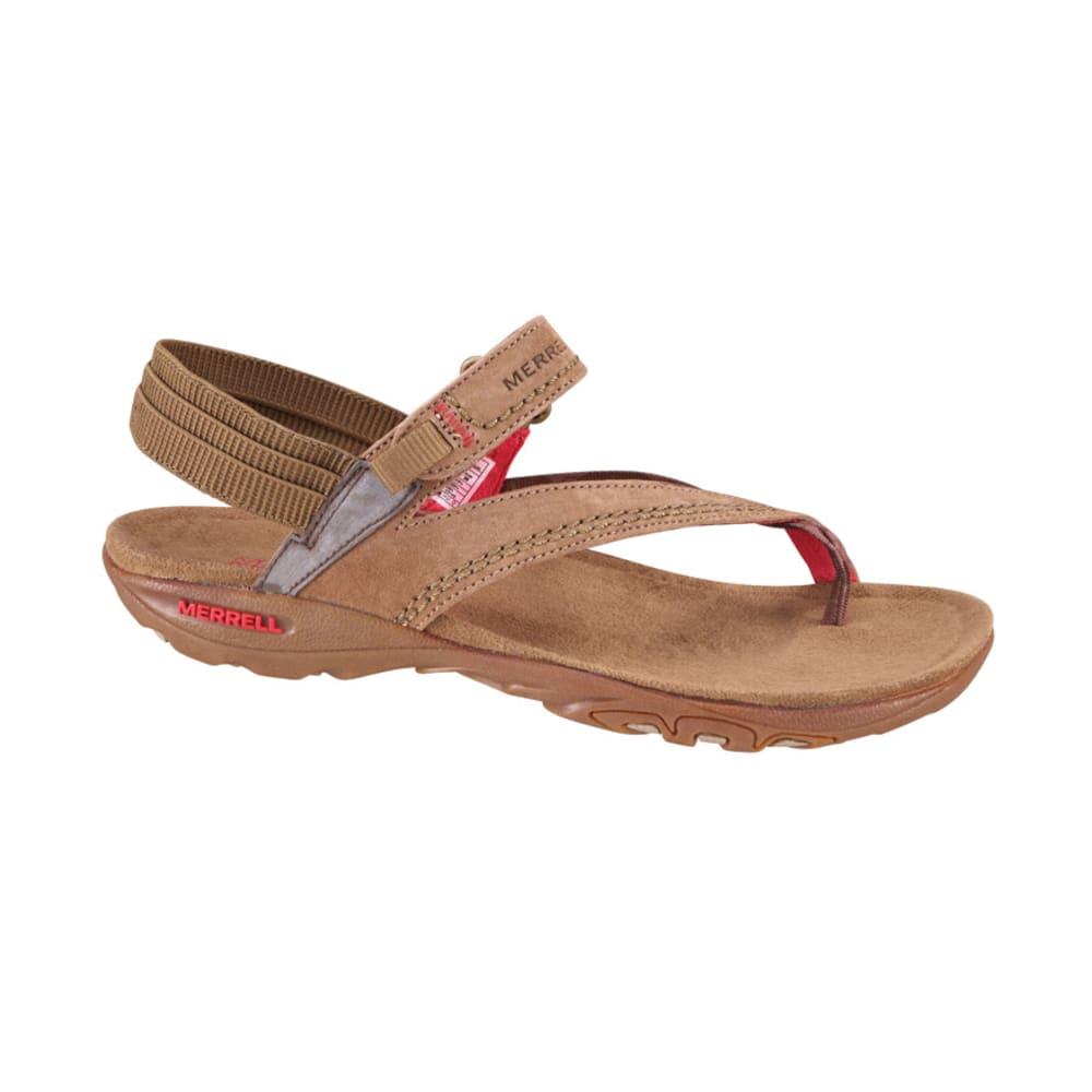 1a983b537cc0 MERRELL Women  39 s Mimosa Clove Sandals