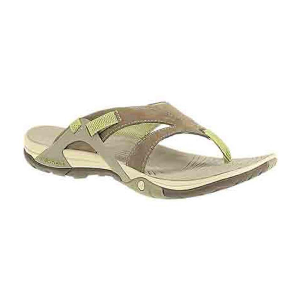 0f876ed0ab9f MERRELL Women  39 s Azura Flip Sandals - OTTER