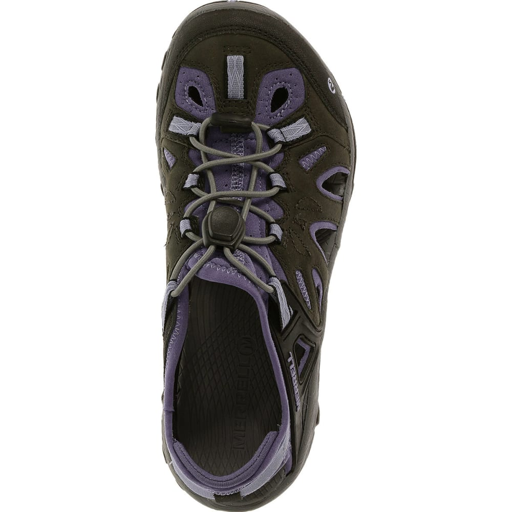MERRELL Women's All Out Blaze Sieve Shoes, Castle Rock - CASTLE ROCK