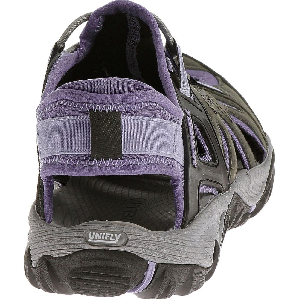 2c1e218c8702 MERRELL Women  39 s All Out Blaze Sieve Hiking Sandals - CASTLE ROCK