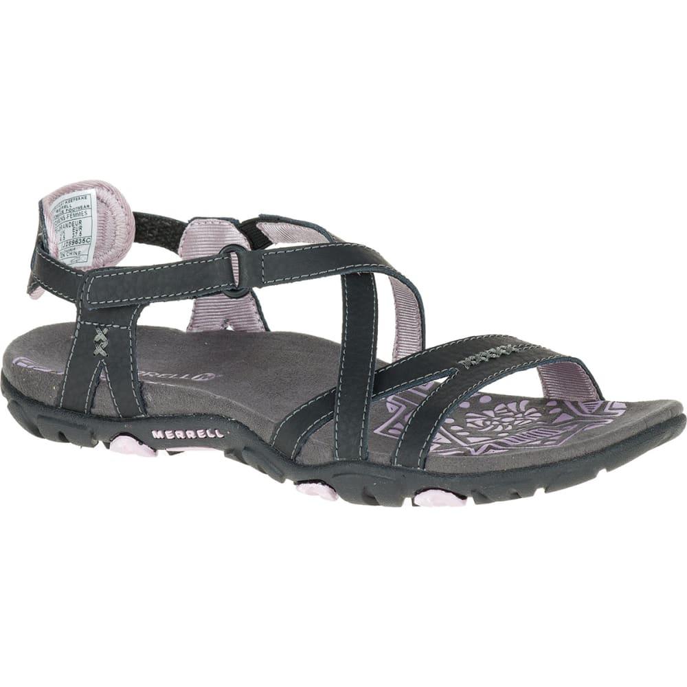 merrell s sandspur leather sandals