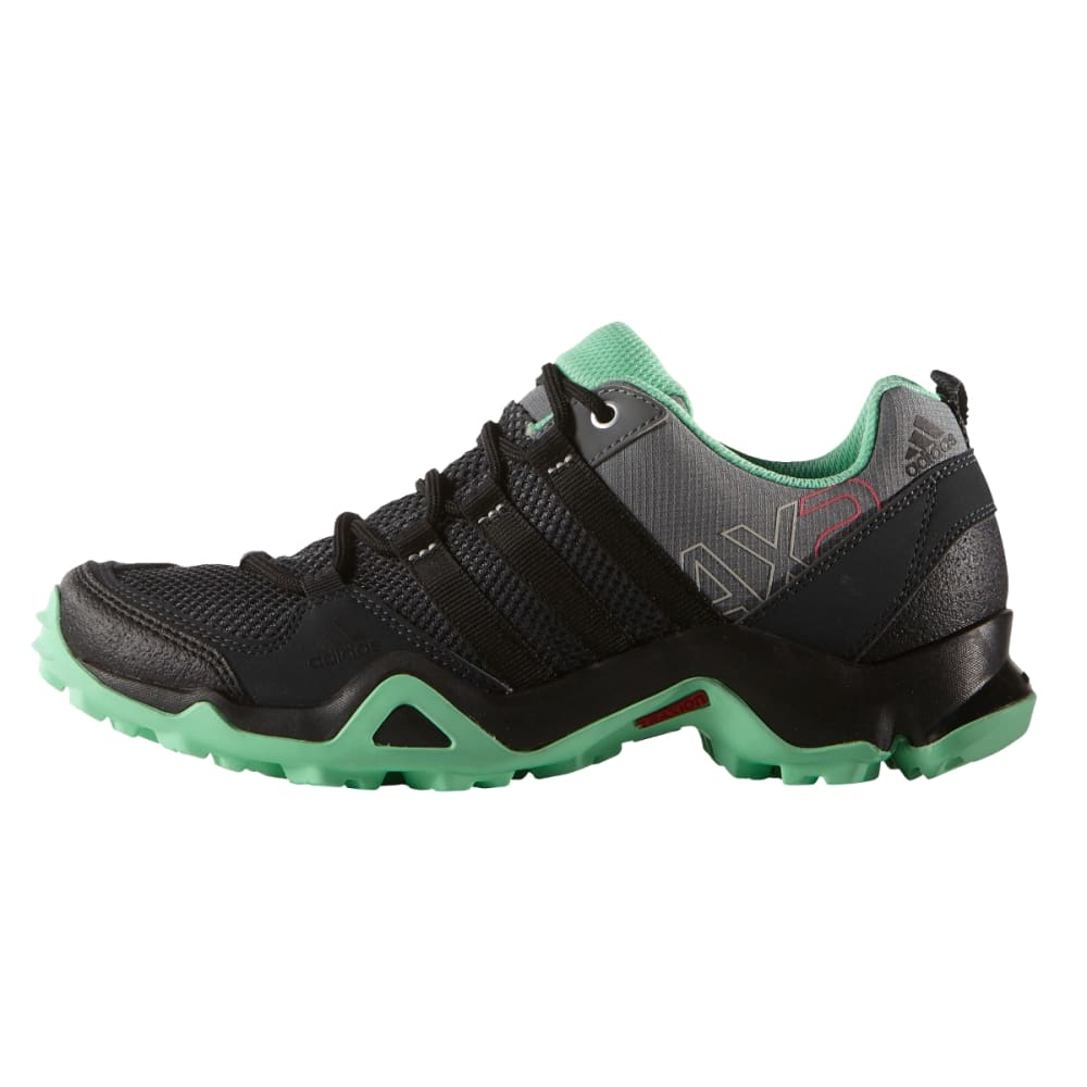 ADIDAS Women's AX2 Low Hiker Shoes - GREY