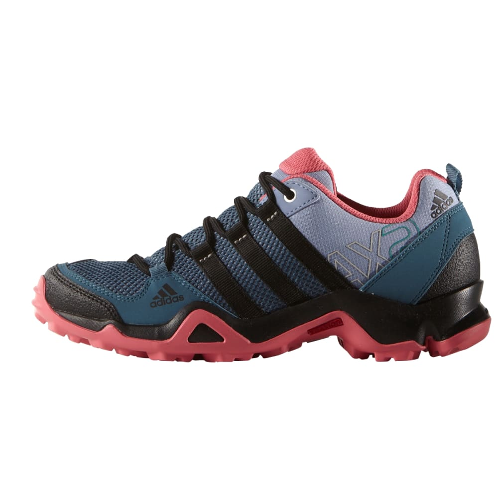 ADIDAS Women's AX2 Low Hiker Shoes - BLUE