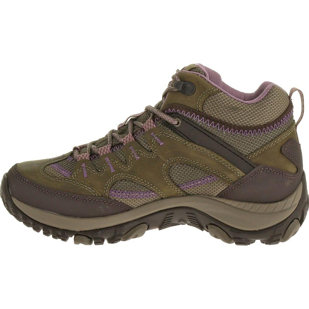 f3ab19d68e5 MERRELL Women's Salida Mid Waterproof Hiking Boots
