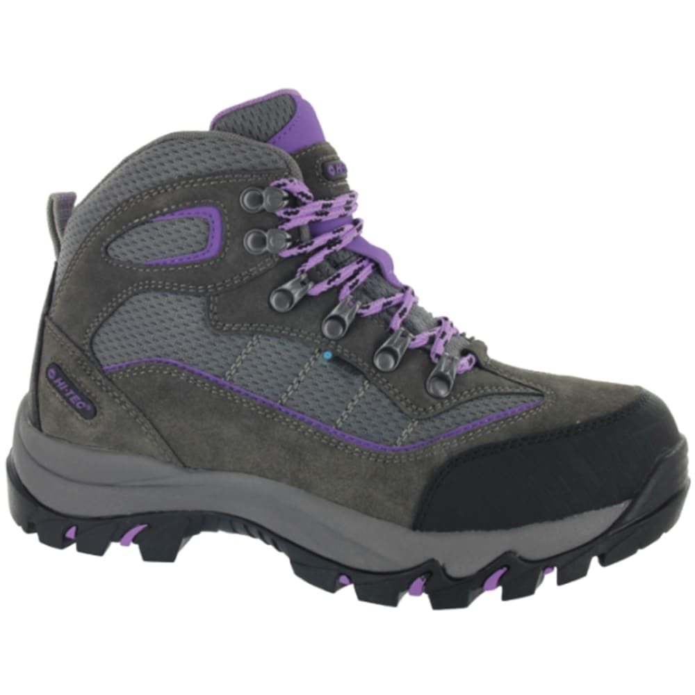 HI-TEC Women's Skamania Mid Waterproof Hiking Boots 6