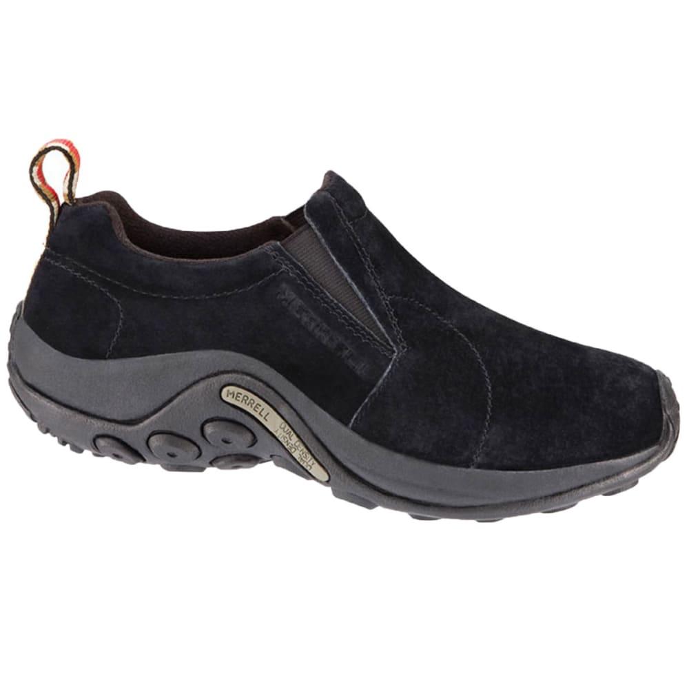 MERRELL Women's Jungle Moc Shoes - BLACK J60826