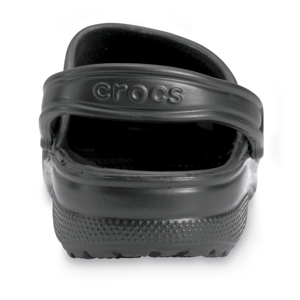 CROCS Adult Classic Clogs - BLACK-001