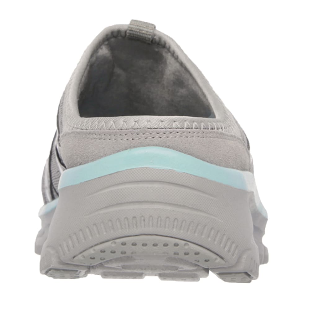 SKECHERS Women's Relaxed Fit: Easy Going - Repute Shoes - GRY/WHT-GRY