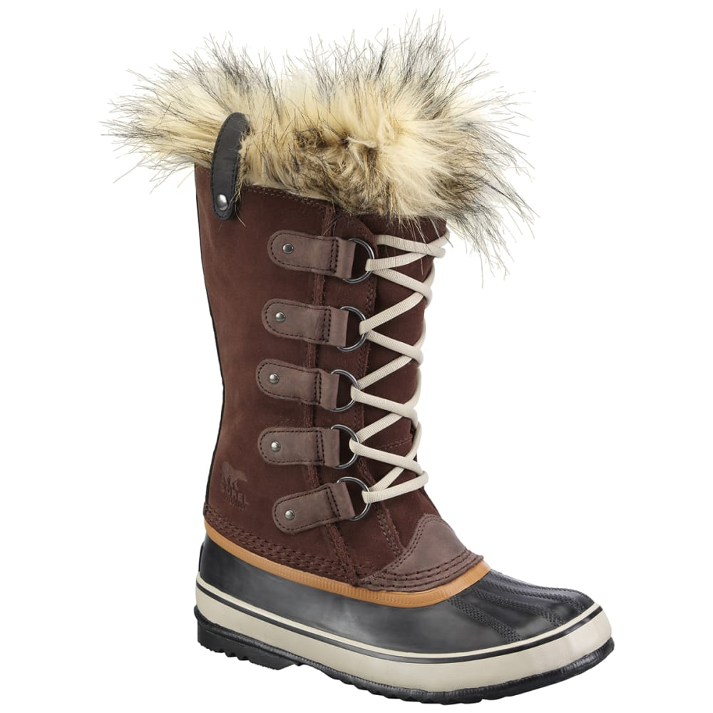 SOREL Women's Joan of Arctic Winter Boots - TOBACCO