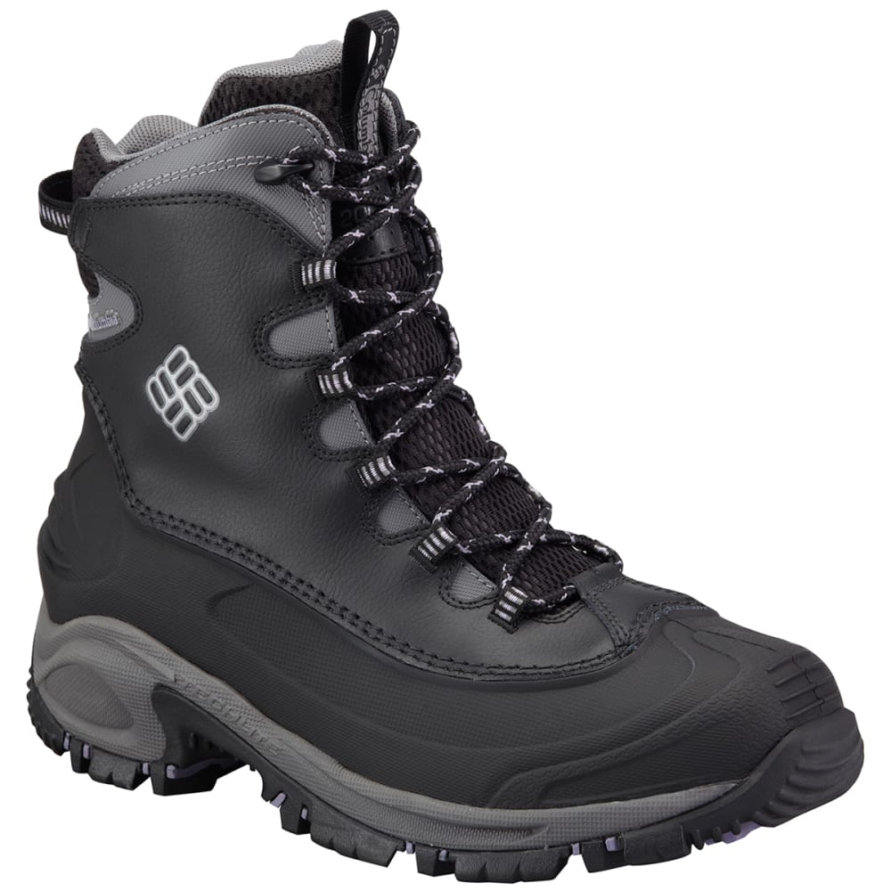COLUMBIA Women's Bugaboot™ Plus II Omni-Heat® Boots - BLACK