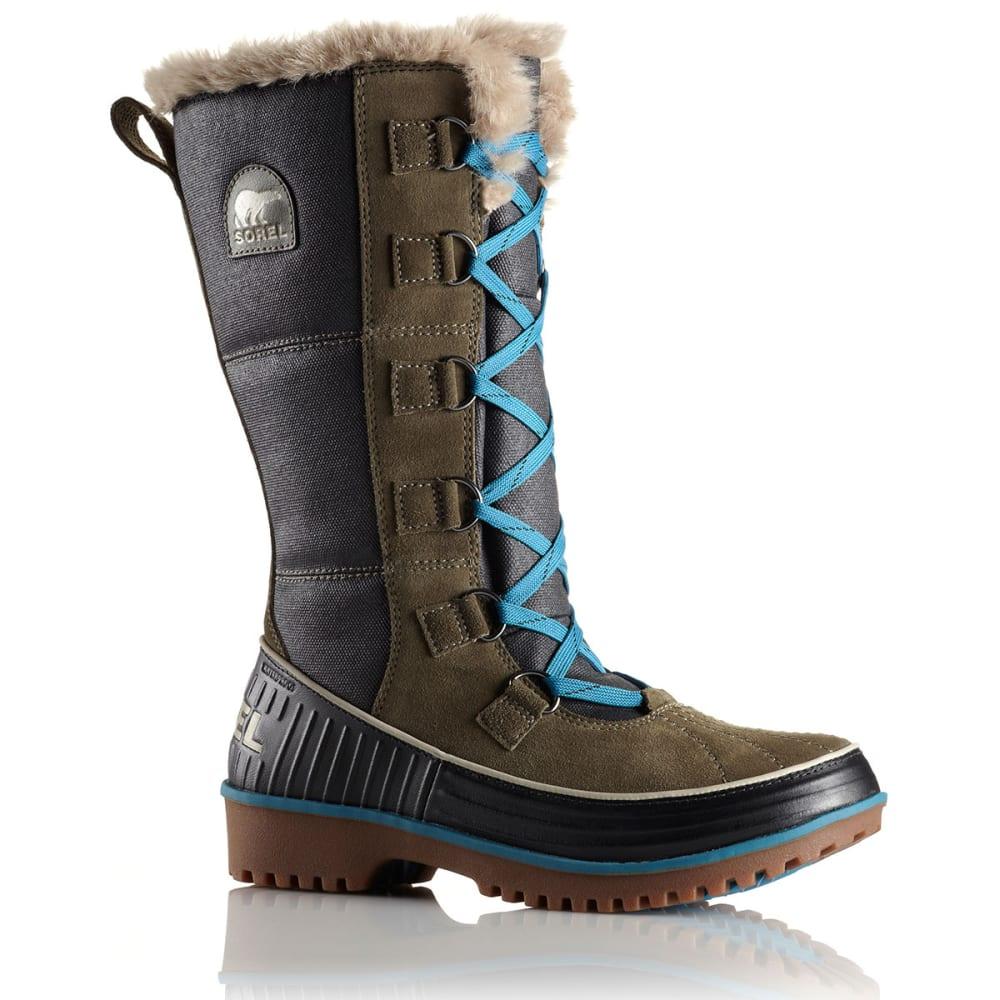 Beautiful Sorel Tivoli Plaid Womens Boot