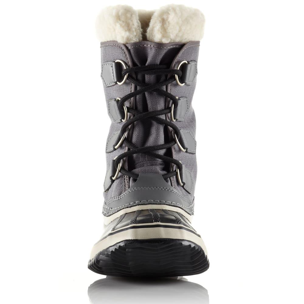 SOREL Women's Winter Carnival Boots - PEWTER/BLACK