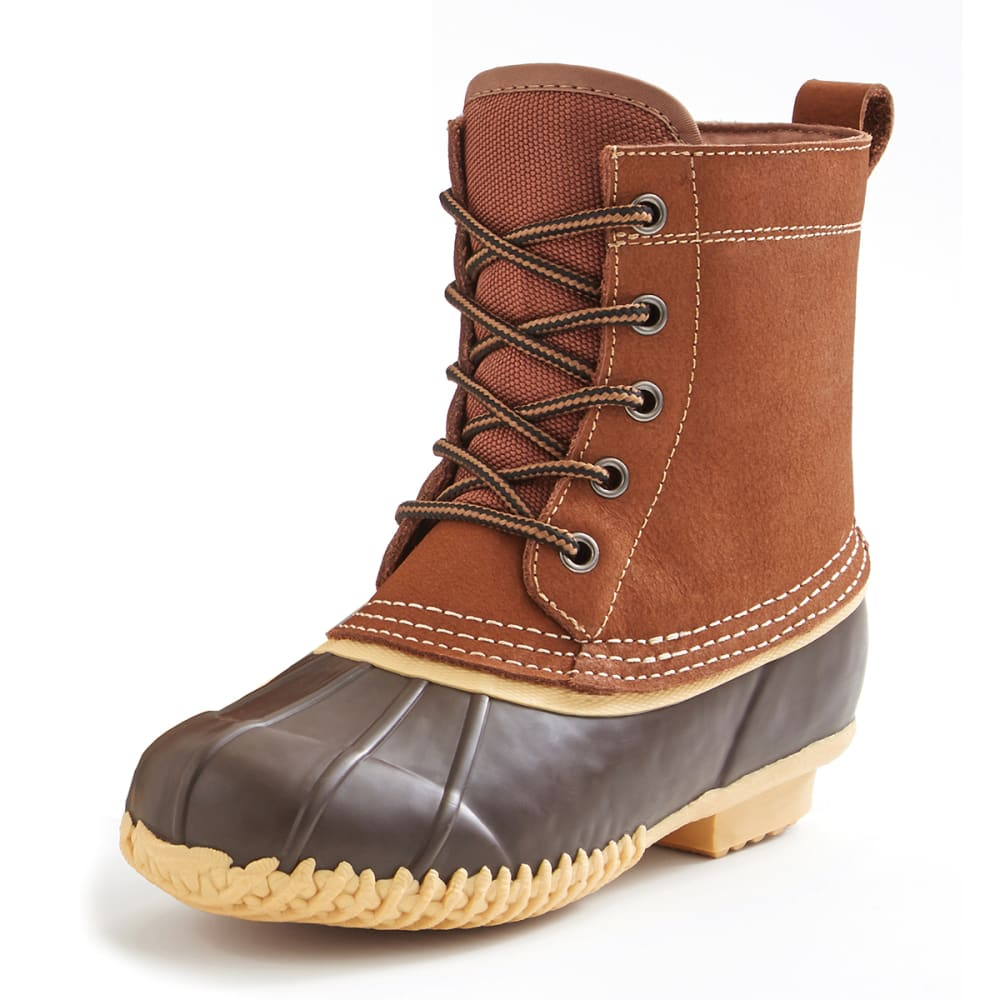 DAKOTA GRIZZLY Women's Cannon Mountain Duck Boots - TAN