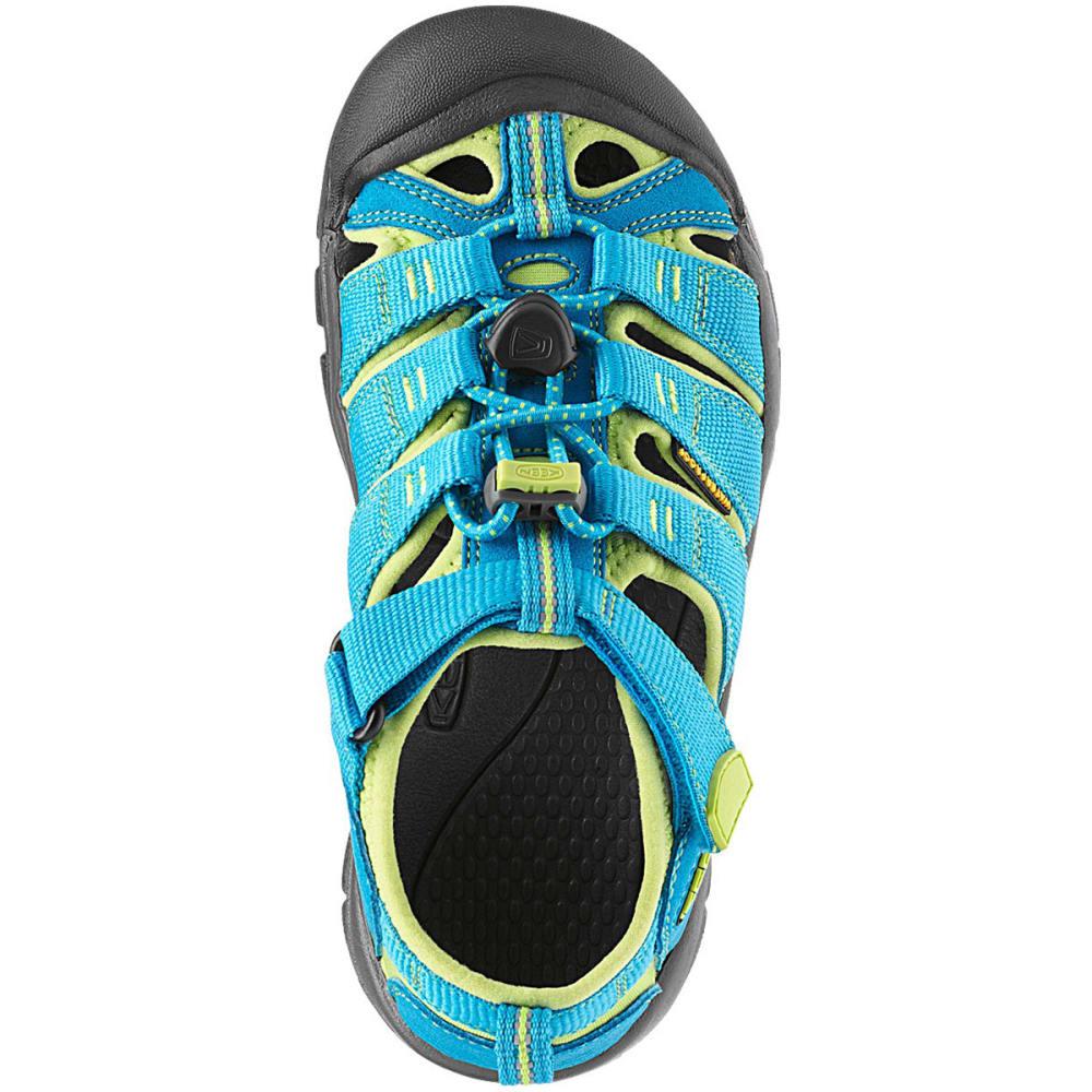 KEEN Kids' Newport H2 Sandals, Hawaiian Blue - HAWAIIN BLUE