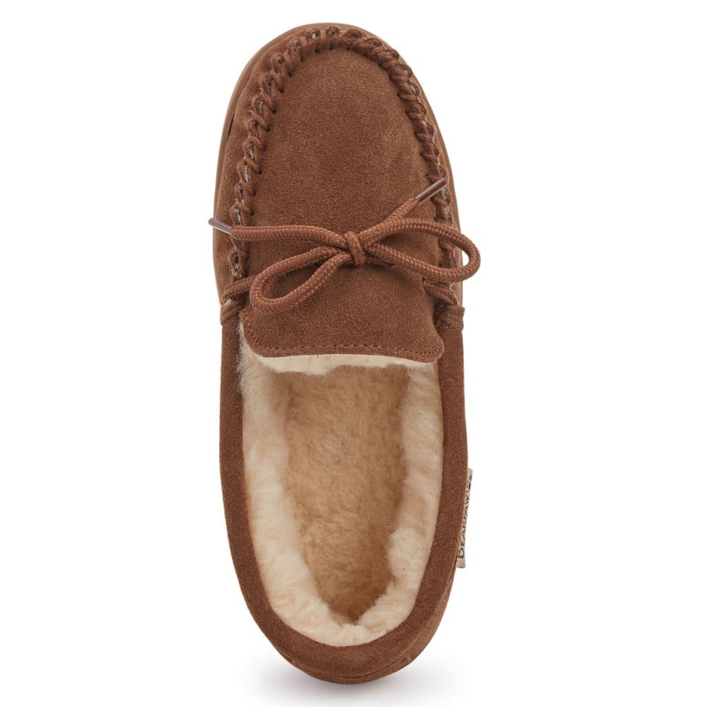 BEARPAW Kids' Moc Slippers - HICKORY