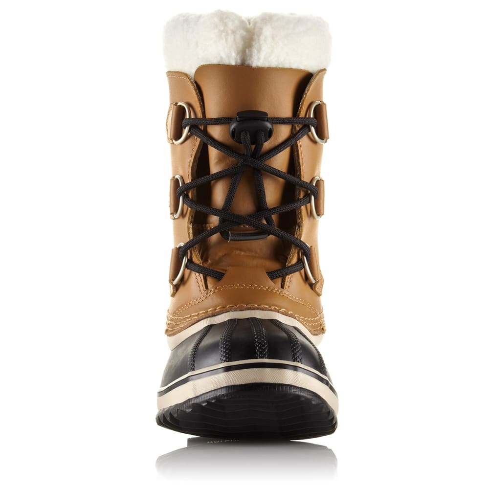 SOREL Youth Yoot Pac Boots - MESQUITE