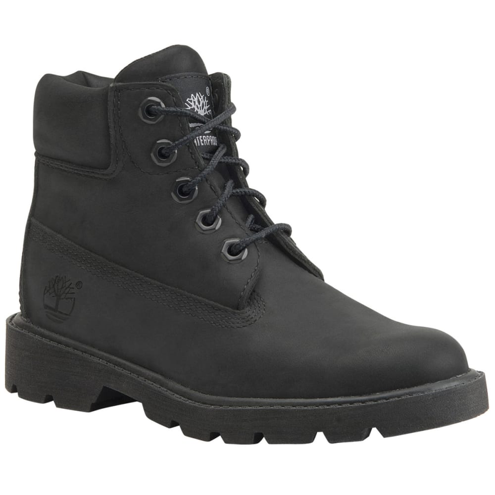 TIMBERLAND Boys' Classic Waterproof Boots, 4-7 4