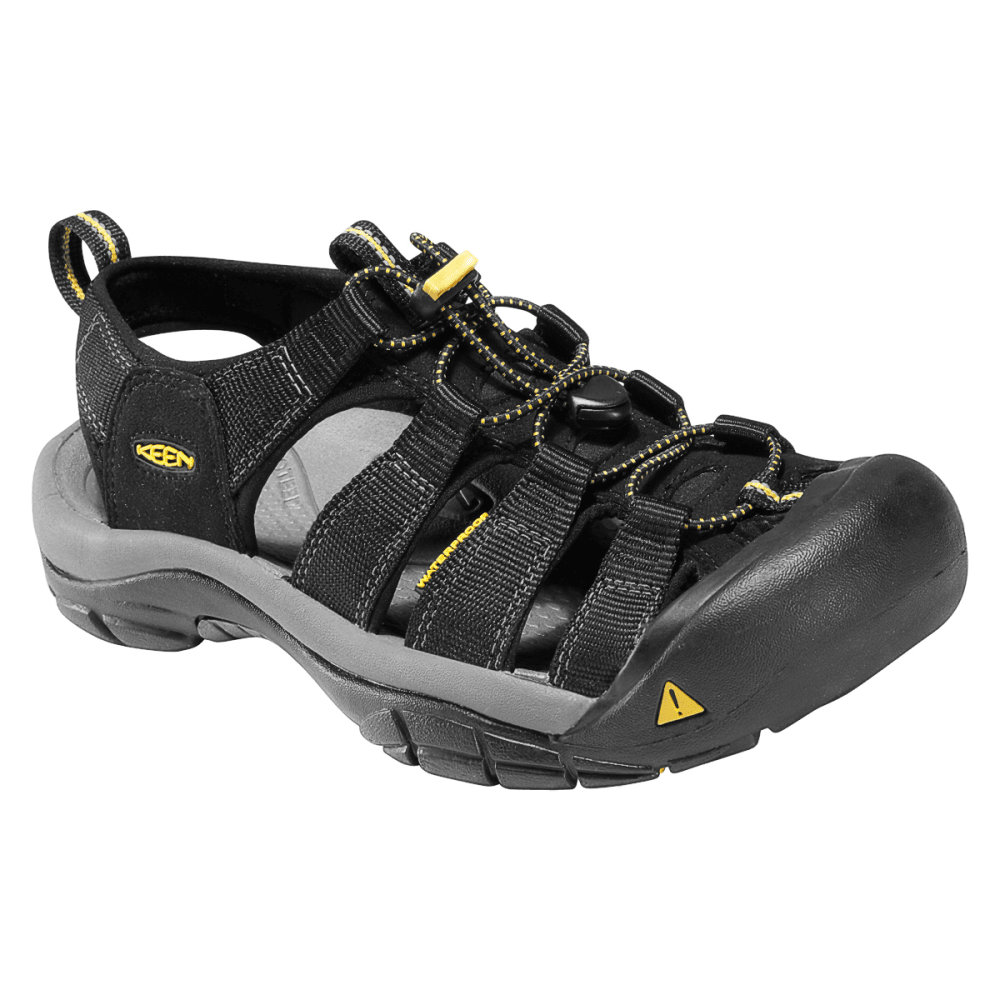 e386a475522b KEEN Men  39 s Newport H2 Sandals - BLACK