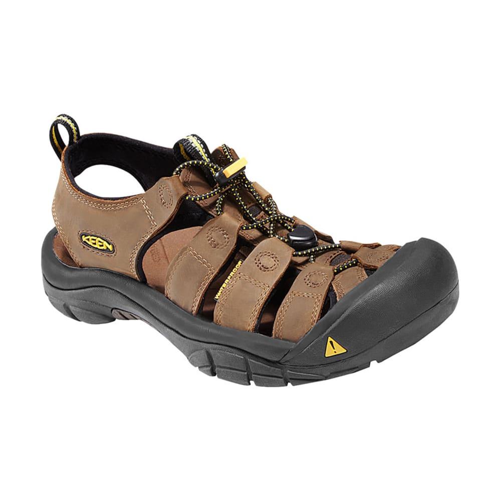 KEEN Men's Newport Sandals, Bison - BISON