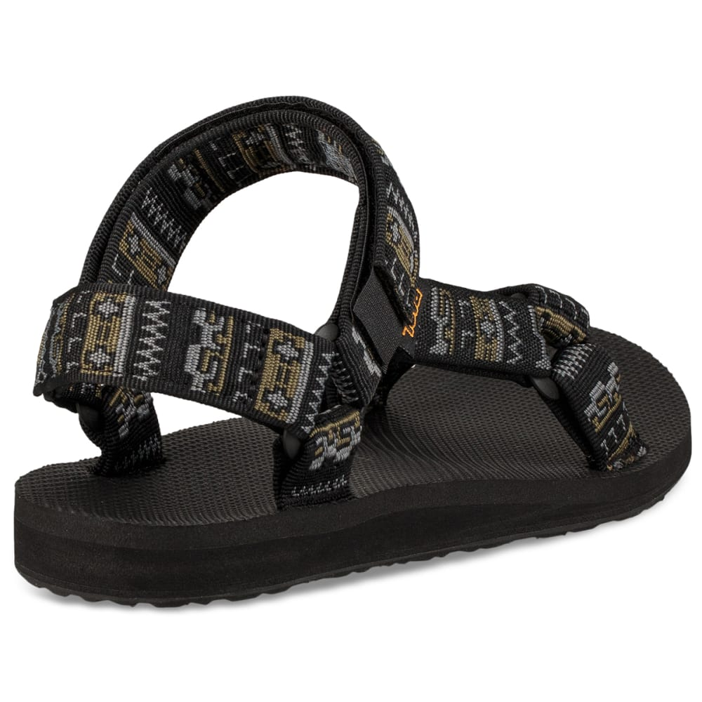 TEVA Men's Original Universal Sandals - POTTERY BLK MUL-PBML