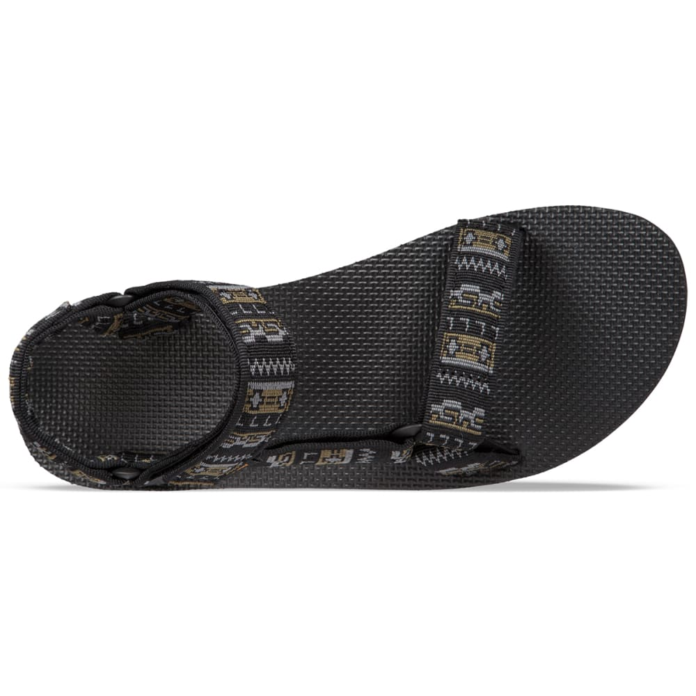 TEVA Men's Original Universal Sandals - POTTERY BLK MUL-PBML