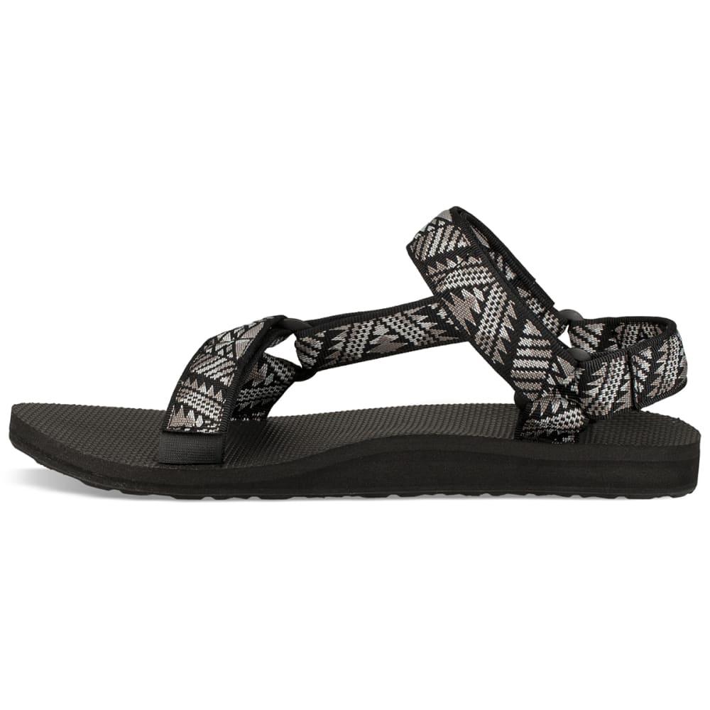 TEVA Men's Original Universal Sandals - BOOM BLK/WHT-BBWT