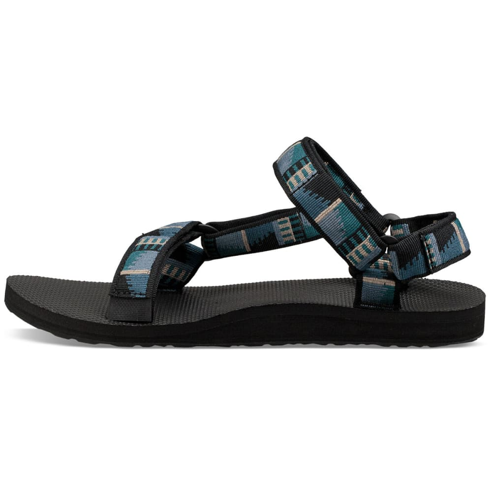 TEVA Men's Original Universal Sandals - PEAKS BLACK-PSBC