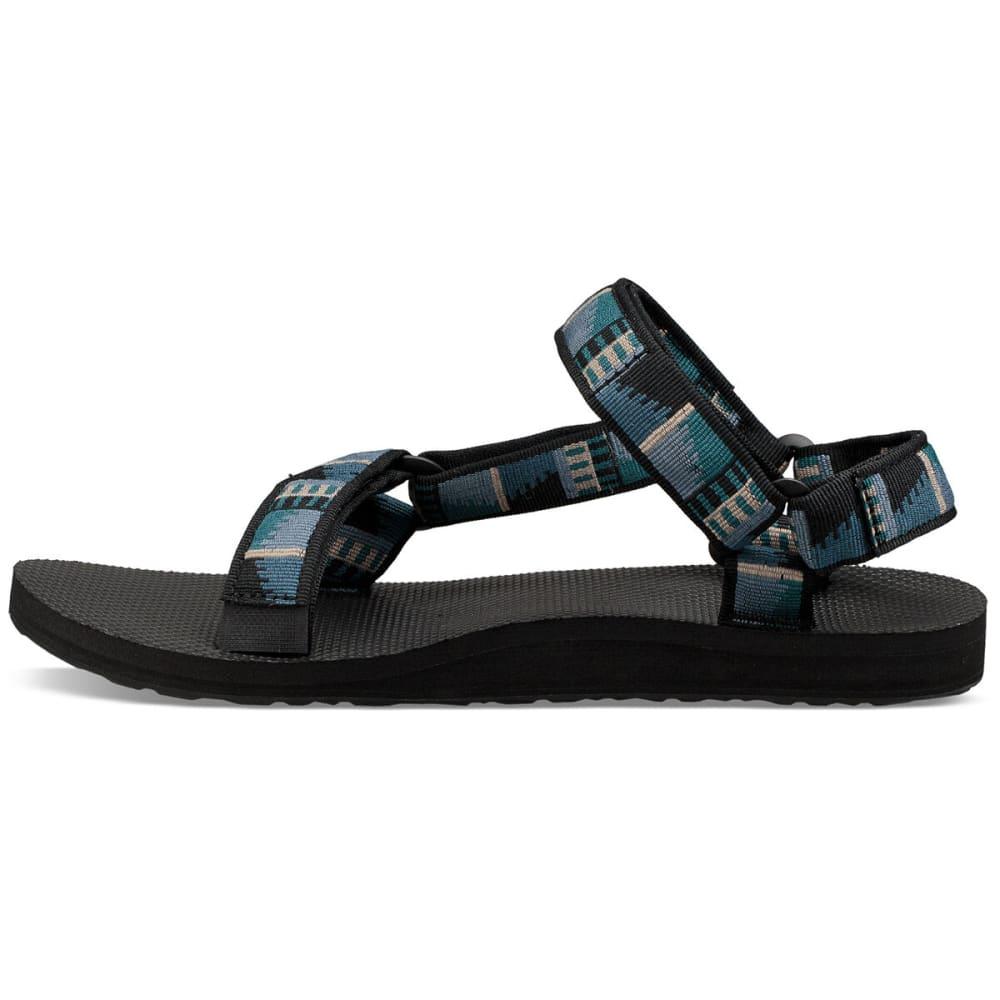 TEVA Men's Original Universal Sandals - PEAKS BLACK-PSBC
