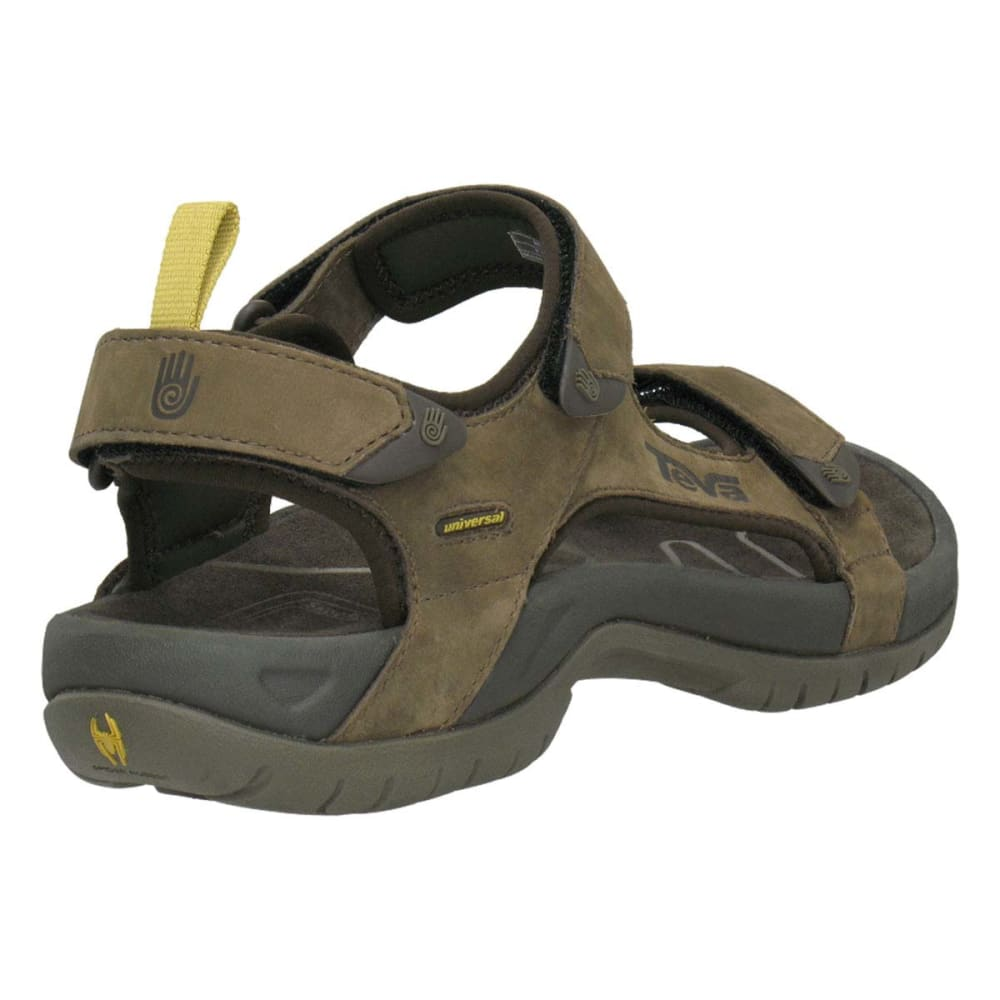 Leather Teva Men's Tanza Men's Tanza Sandals Teva qGVpSzMU