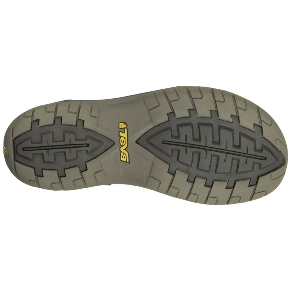885a887eeffdf7 TEVA Men  39 s Tanza Leather Sandals - BROWN