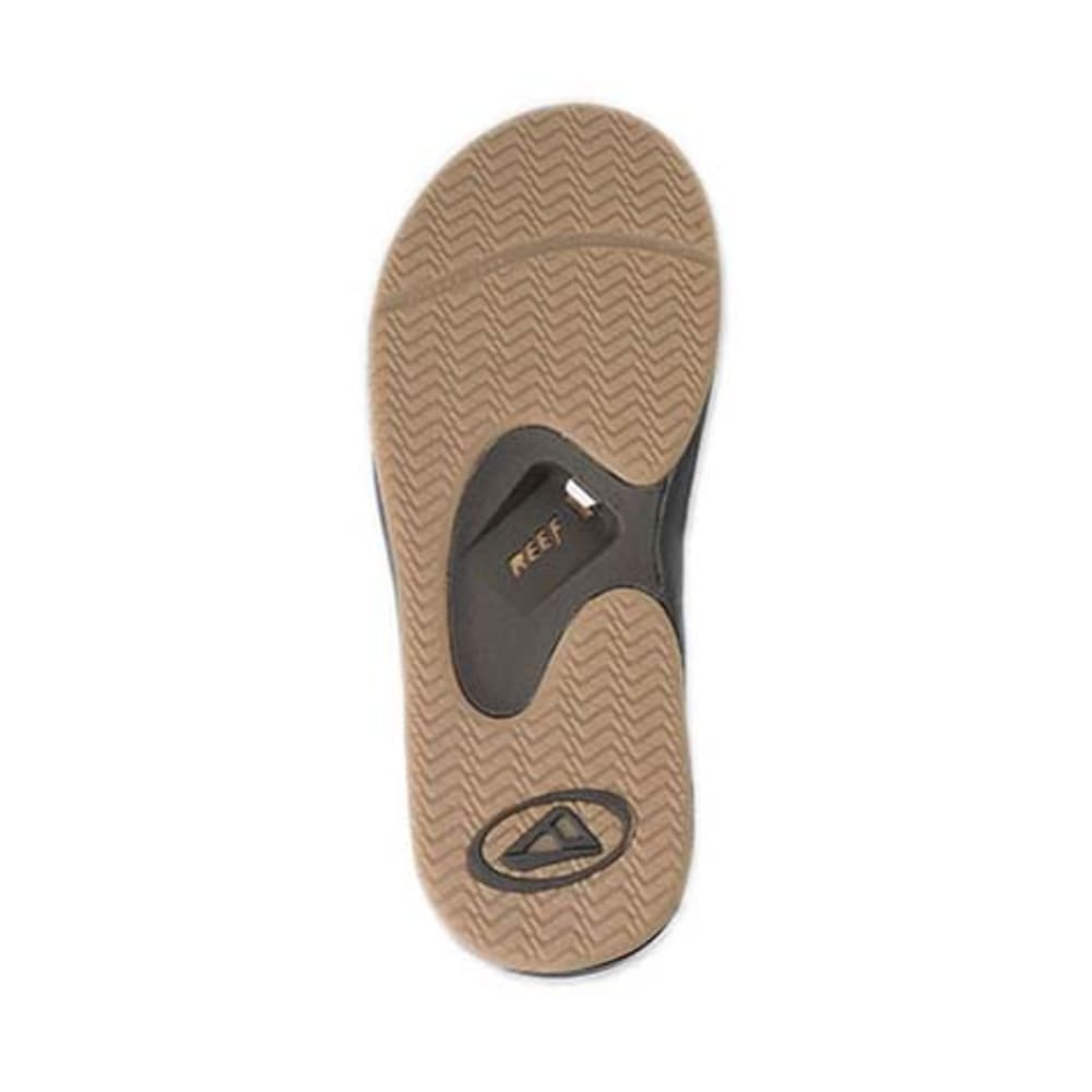 REEF Men's Fanning Flip-Flop-Flop - BROWN
