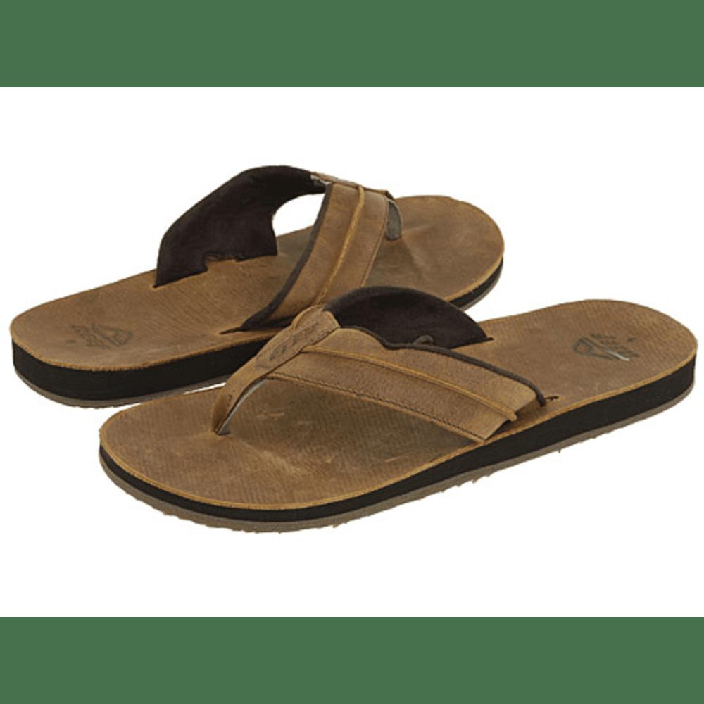 Reef Men's Reef Marbea Sandal - DK BROWN