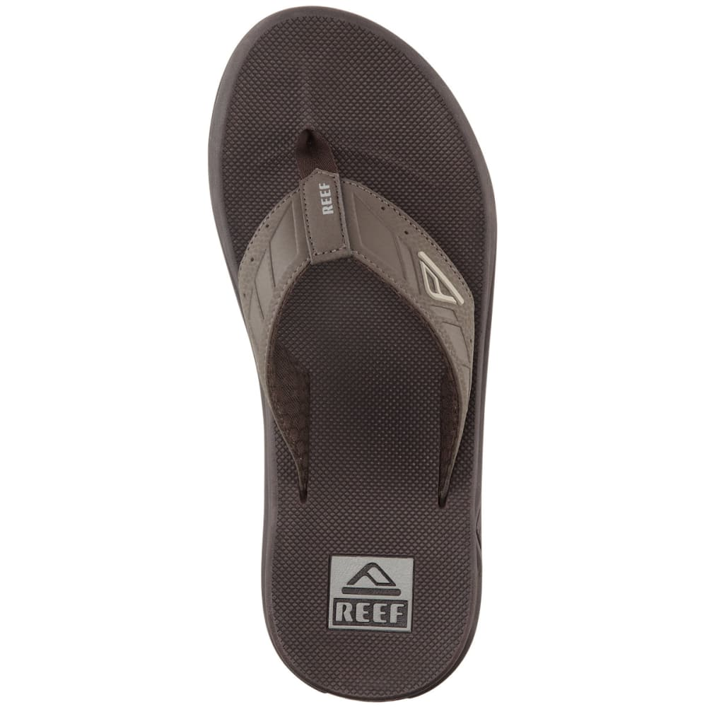 REEF Men's Phantom Flip-Flops - BRN RF20255 BNT