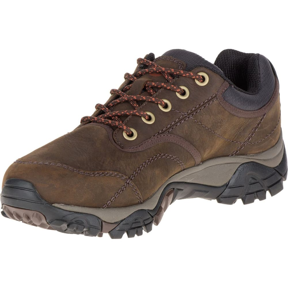 MERRELL Men's Moab Rover Waterproof Shoes, Espresso - ESPRESSO