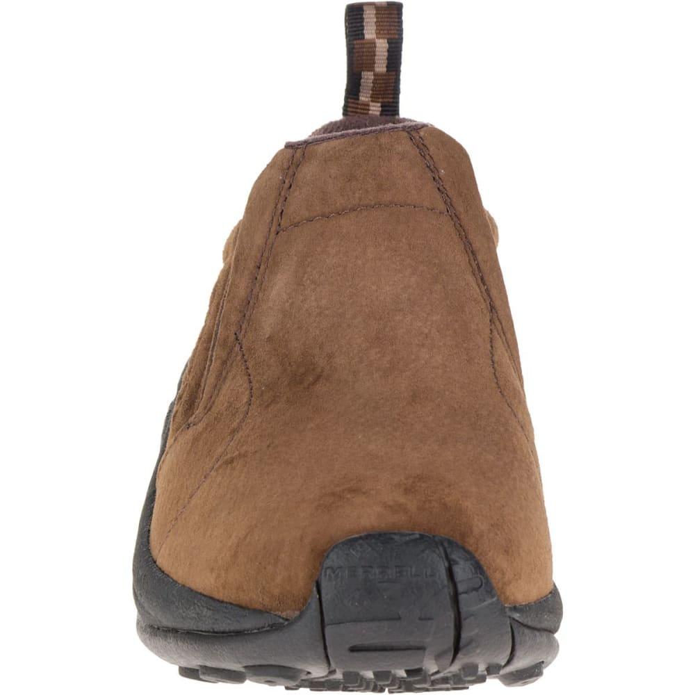 MERRELL Men's Jungle Moc Shoes - DARK EARTH