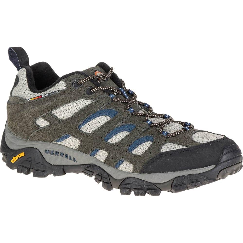 MERRELL Men's Moab Ventilator Hiking Shoes, Walnut - BELUGA