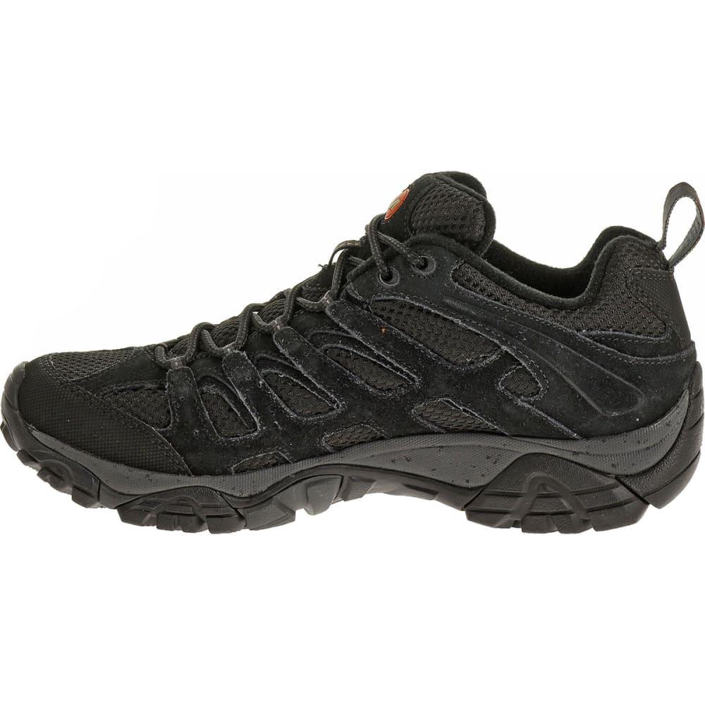 a6c7d6062b MERRELL Men's Moab Ventilator Hiking Shoes, Black Night
