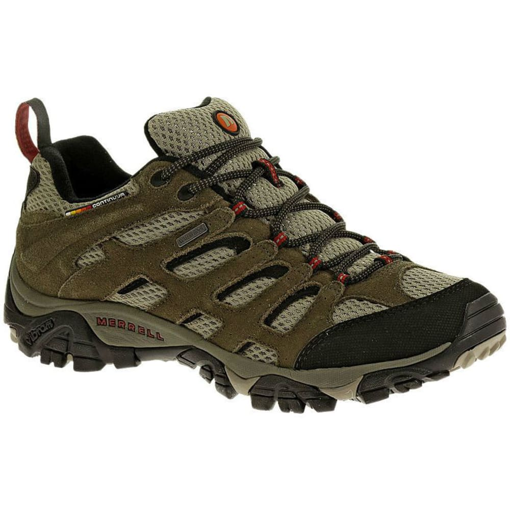 b7b0440f5fb3 MERRELL Men  39 s Moab WP Hiking Shoes