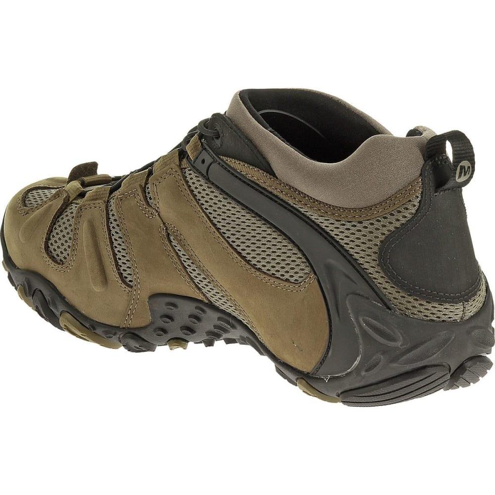 MERRELL Men's Chameleon Prime Stretch Hiking Shoes - KANGAROO